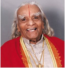 Picture of BKS Iyengar