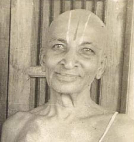 Picture of Krishnamacharya