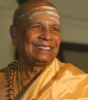 Picture of Pattabhi Jois