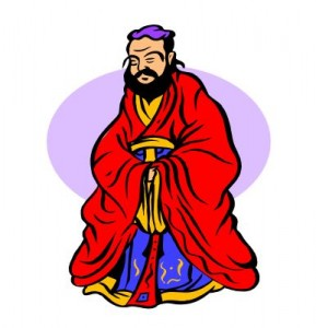 Picture of Confucius