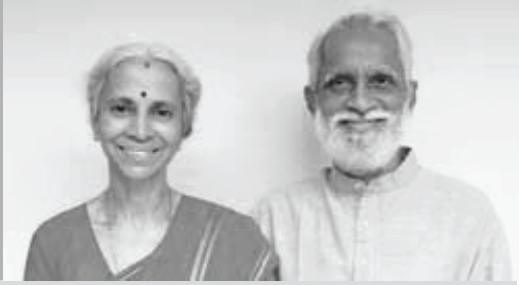 AG Mohan and Indra Mohan