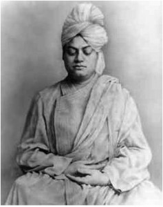 Swami Vivekananda In Meditation