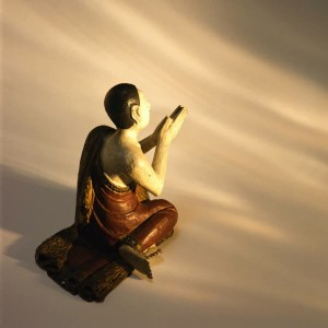 Spiritual Awareness Of A Monk