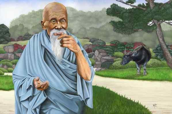 Lao Tzu's Three Rules