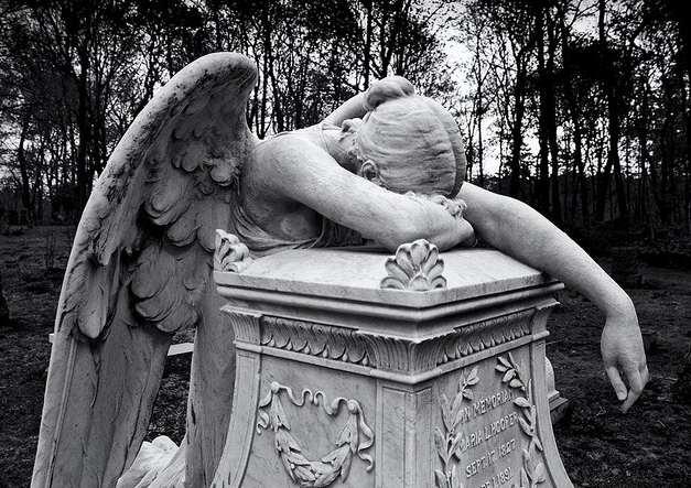 Three Legs Of Grief