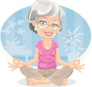 Aging Gracefully Through Yoga